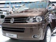 VW Multivan facelift, lansare oficială