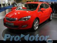 Noul Opel Astra, suflu nou în clasa compactă