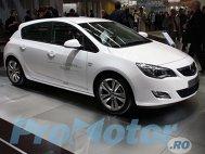 Opel Astra - noutăţi tehnice aduse de noul Astra
