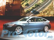 BMW Seria 5 GT - Debut la Frankfurt 2009