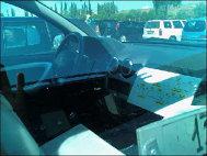 Dacia SUV - Poze interior