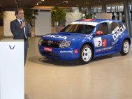 Dacia Duster - Lansată de Alain Prost