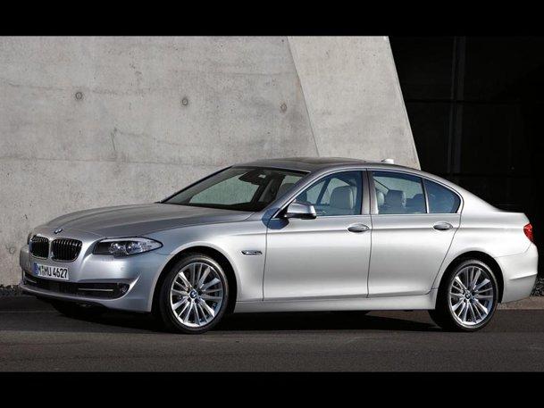 BMW Seria 5 F10 - toate datele despre noul BMW Seria 5