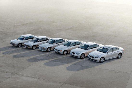 Noul BMW Seria 5 F 10 este a 6-a generatie a berlinei bavareze de clasa mare