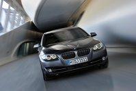 BMW 520d consuma 5 litri/100 km