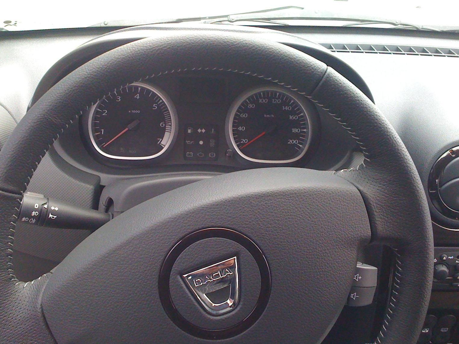 Imagini dacia duster din interior for Dacia duster foto interni