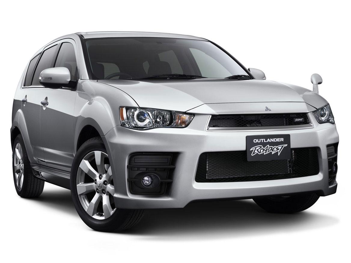 Imagini - Mitsubishi Outlander Roadest