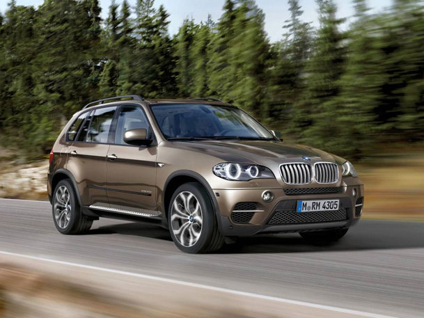 on Bmw X5 Facelfit 2010