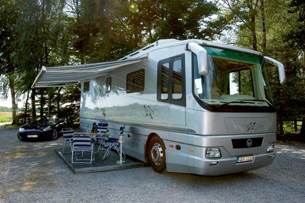 Mercedes Volkner Mobil Rv