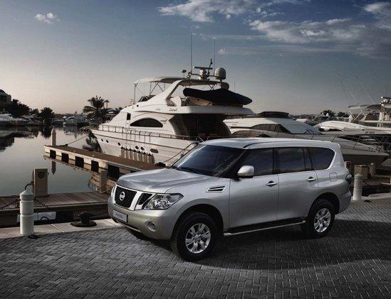 Noul Nissan Patrol schimba registrul, devenind un SUV de lux cu pretentii