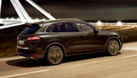 Noul Porsche Cayenne, mai stilat