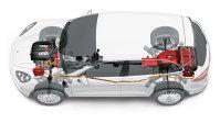 Cayenne Hybrid: 380 CP si 8,2 litri/100 km