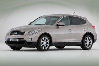Motor diesel: Infiniti EX30d