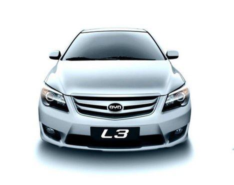 BYD L6 va fi o berlina de categorie medie si va concura cu viitoarea Dacia Sedan