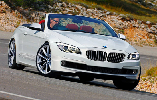 Randari: noul BMW Seria 6 va avea o alura mult mai dinamica si mai sportiva