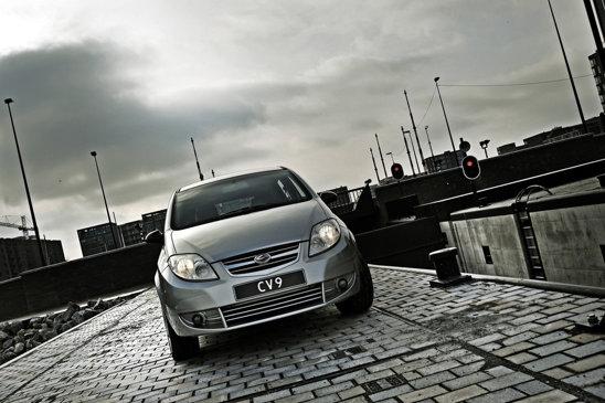 Pretul de pornire anuntat in Europa pentru Landwind CV9 este sub 15.000 euro