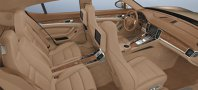 Porsche Panamera V6 interior