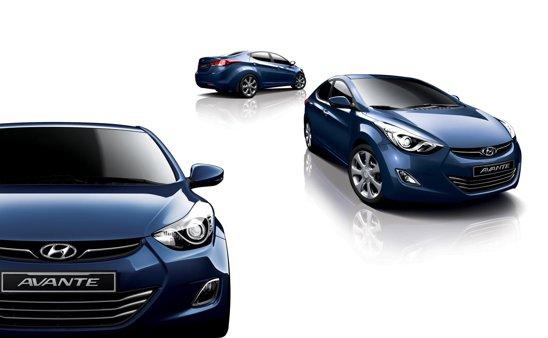 Noul Hyundai Accent a fost lansat in Coreea de Sud ca Hyundai Avante