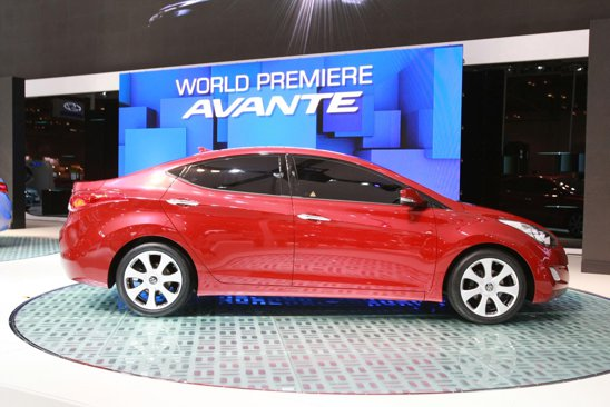 Noul Hyundai Accent poate fi considerat primul coupe cu 4 usi de clasa compacta
