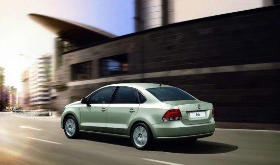 VW Polo Sedan va fi unul dintre principalii concurenti pentru Logan
