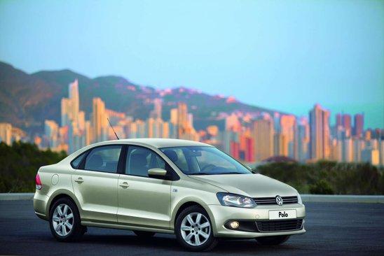 In Rusia, pretul de pornire pentru VW Polo Sedan este de circa 10.500 euro