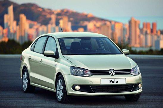 Noul Volkswagen Polo Sedan este special conceput pentru piata est-europeana