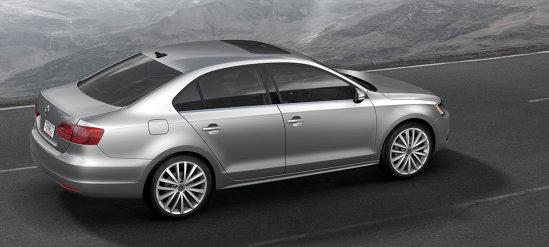 Noul Volkswagen Jetta - spate