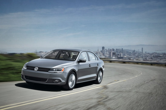 Volkswagen Jetta - fata