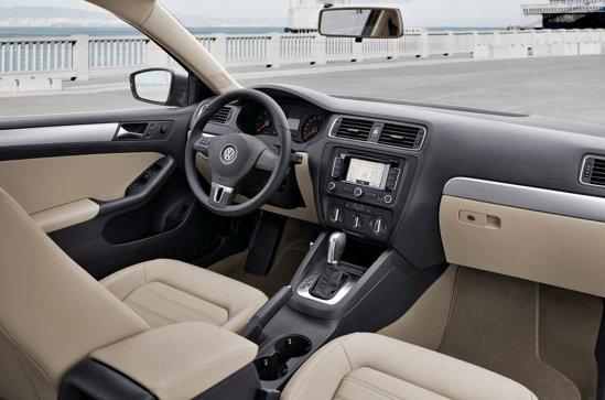 Volkswagen Jetta - interior