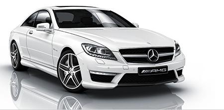 Mercedes CL sau S Class Coupe