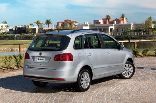 VW Suran spate