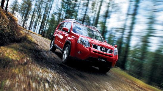 Nissan X-Trail facelift 2010 nu se diferentiaza major de modelul anterior