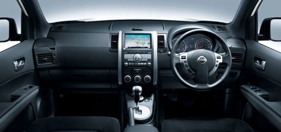 Mai mult accent pe detaliu in interiorul lui Nissan X-Trail facelift