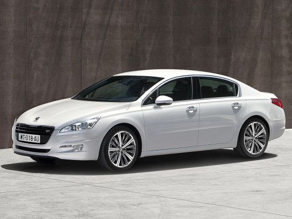 Peugeot 508  detalii i imagini oficiale
