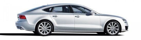 Audi A7 - lateral