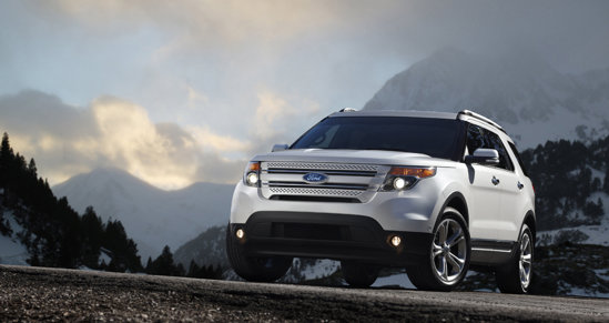 Noul Ford Explorer