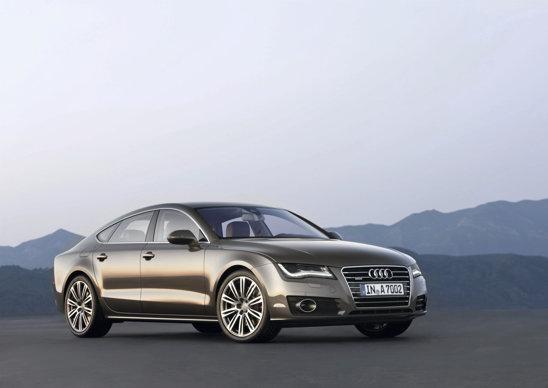 Audi A7 fata