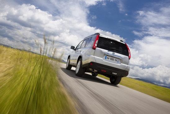 Nissan X-Trail facelift