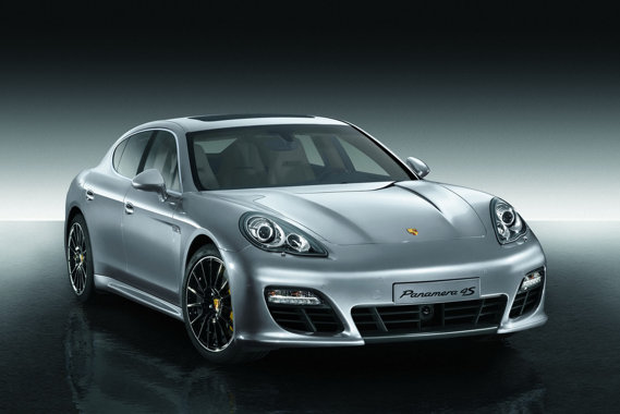 Porsche Panamera Sport Design Package
