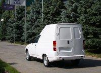 Concurent pentru Dacia Logan Van