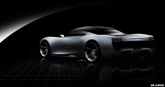 Izaro Motors GT-E porneste de la 55.000 euro si atinge 280 km/h