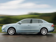 Skoda Superb 1.6 TDI CR  - o nouă motorizare