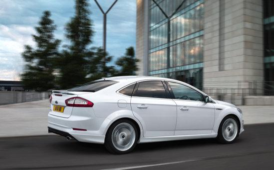 Motorul pe benzina cel mai puternic de pe Ford Mondeo facelift are 240 CP