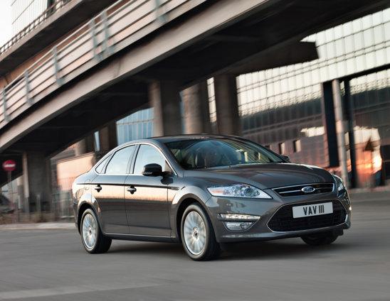 Motorul 2.0 TDCi de pe Ford Mondeo facelift este conform Euro 5