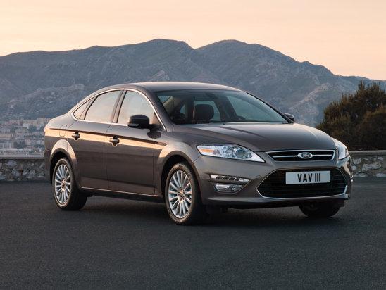 Ford Mondeo primeste un facelift discret pentru toamna lui 2010