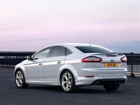 In spate, Ford Mondeo facelift primeste foarte putine modificari
