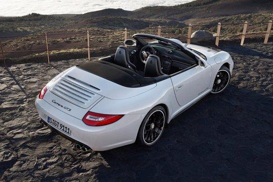 Porsche 911 Carrera GTS va fi mai scump cu circa 7.000 euro decat un Carrera S