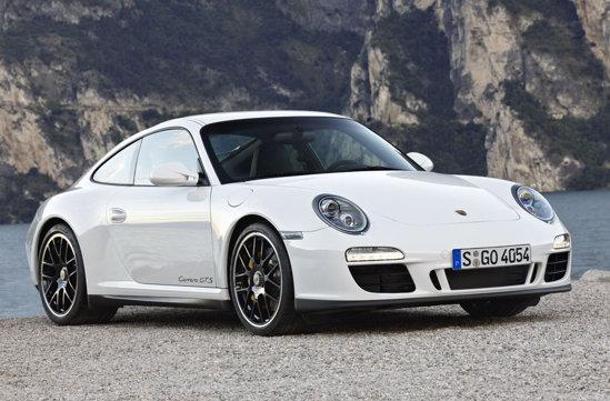 Noul Porsche 911 Carrera GTS se diferentiaza subtil de un Carrera S normal