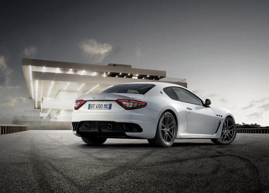 Maserati GranTurismo MC Stradale are 450 CP si prinde 300 km/h