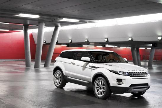 Noul Range Rover Evoque va fi una dintre atractiile de la Salonul Auto Paris 2010